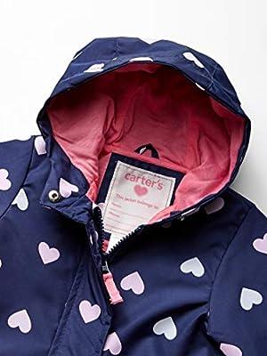 Carters Baby Girls Perfect Rainslicker Rain Jacket