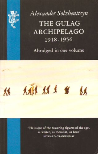 THE GULAG ARCHIPELAGO