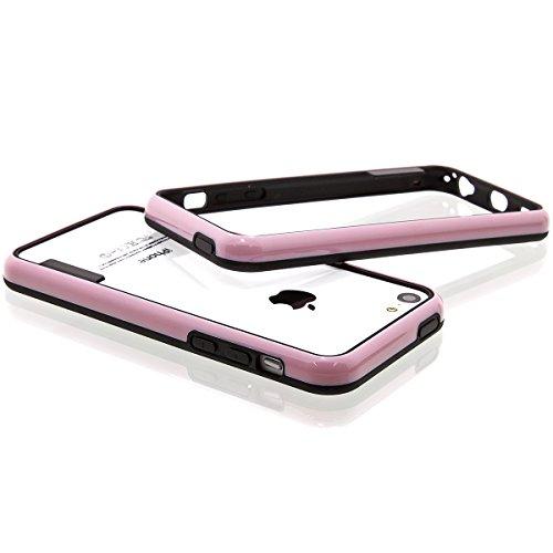 XAiOX ® apple iPhone 5c en silicone tPU pour téléphone portable, rose