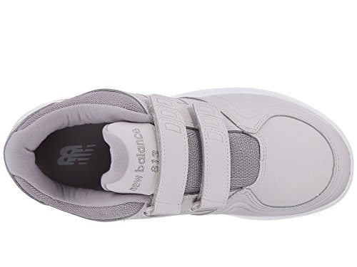 (ニューバランス) New Balance レディースウォーキングシューズ?靴 WW813Hv1 Grey 13 (30cm) 2A - Narrow