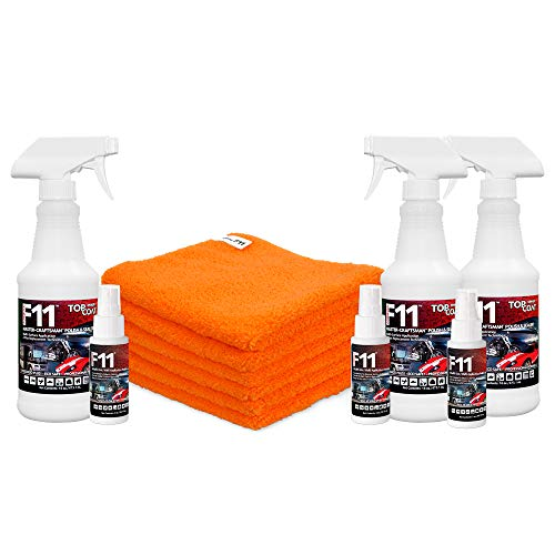 TopCoat F11 Polish & Sealer - 3 Kit Special