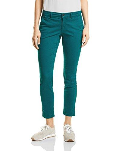 brand new aea25 1998d Street Pantalones 11270 One Para Green Verde Mujer teal rr8AwP