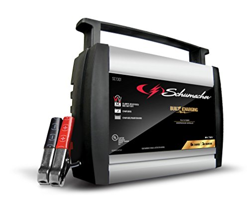 Schumacher SC1301 6A 6V/12V Fully Automatic Battery for sale  Delivered anywhere in USA