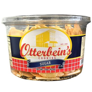 Otterbein's Sugar Cookies (15 oz.) by Otterbein's