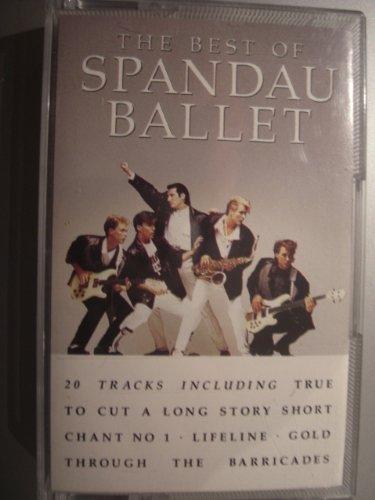 Original album cover of The Best Of Spandau Ballet by Spandau Ballet