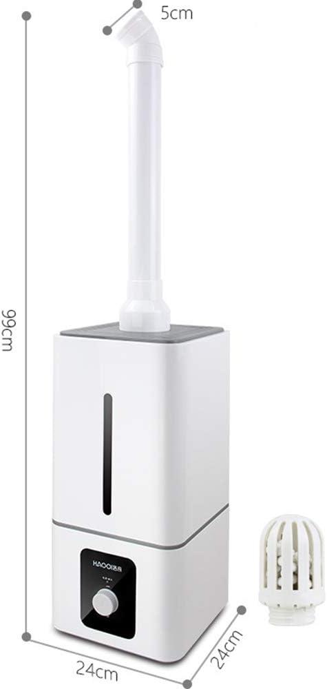 PIGE Humidificador Inteligente humidificador Industrial Tanque de Agua de Gran Capacidad de Humedad Constante Inteligente, Control Remoto, purificador de Aire doméstico.: Amazon.es: Hogar