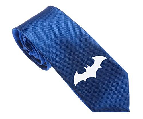 - Uyoung Cool Batman Logo Pattern Multi-colored Men's Woven 2.5