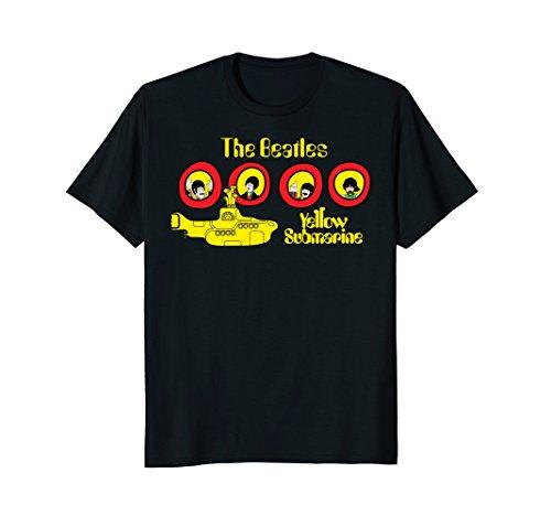 Beatles T-shirt Tee - The Beatles Yellow Submarine T-shirt