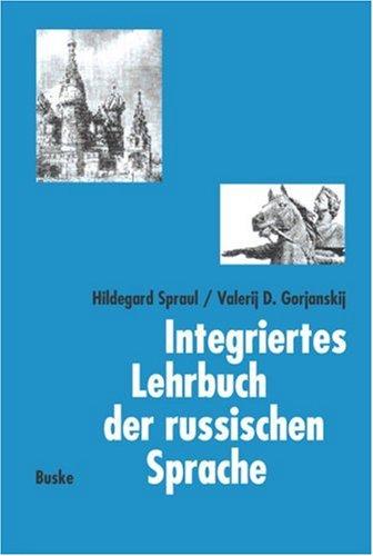 Integriertes Lehrbuch der russischen Sprache, Lehrbuch