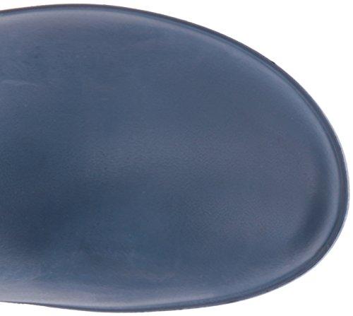 Navy de Lluvia Botas para Rainfloetallbt Crocs Blu Mujer Zv67zz
