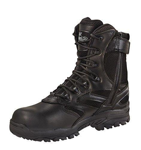 Thorogood Mens 8 Deuce Waterproof Side Zip Puncture Resisting Work Boots