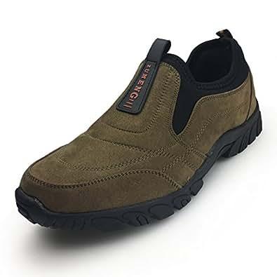 Amazon.com | XiaoYouYu Men Slip On Sneaker - Outdoor