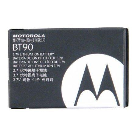 (Motorola BT90 SNN5759 SNN5759A Original OEM Battery - Non-Retail Packaging - Black)
