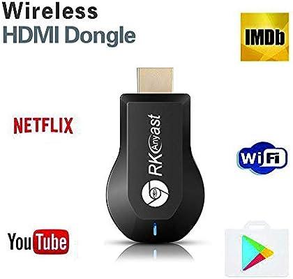 Amazon com: WiFi Wireless Display, Teepao Wireless HDMI