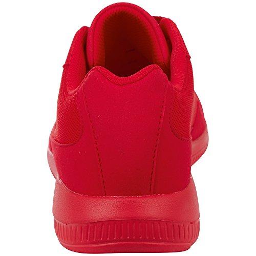 Kappa Red Erwachsene Sneaker 2010 Unisex Rot White Follow OC pxnrpU5qZ