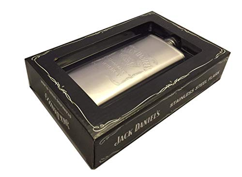 Jack Daniel's 5-Ounce Boot Flask ()