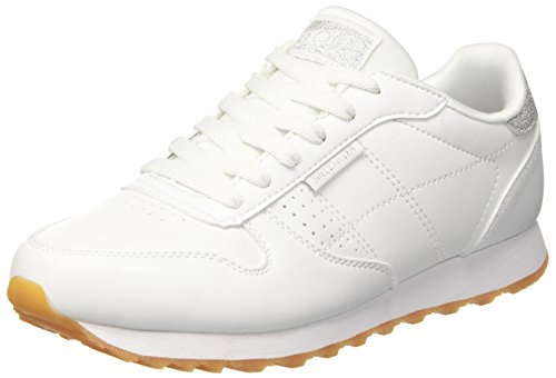Altas Skechers Zapatillas 85 Cool Blanco Wht Mujer Para white old School Og wffHrxqYp