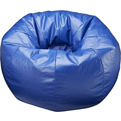 Outstanding Amazon Com 132 Round Extra Large Shiny Bean Bag Multiple Spiritservingveterans Wood Chair Design Ideas Spiritservingveteransorg