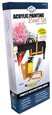 Royal & Langnickel Acrylic Painting Easel Set