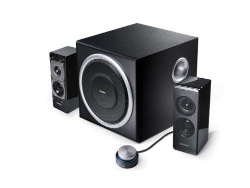 Edifier USA S330D 2.1 Speaker System (Black) by Edifier USA