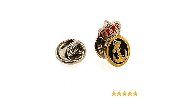 Gemelolandia Pin de Traje Emblema Armada Española Acero: Amazon.es: Ropa y accesorios