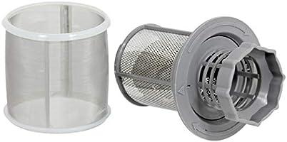 Spares2go - Filtro de drenaje de malla para lavavajillas Bosch ...
