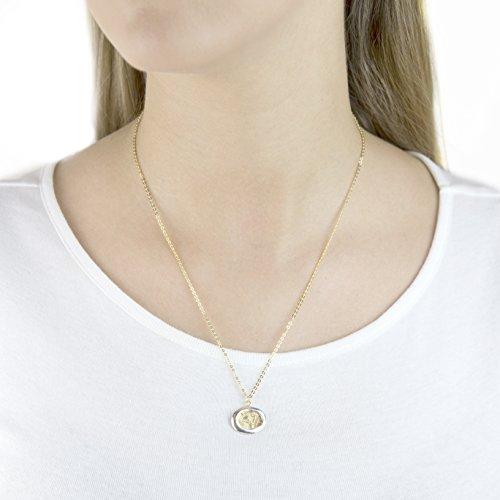 Laura Lee Jewellery femme  9carats (375/1000)  Or jaune|#Gold      FINENECKLACEBRACELETANKLET