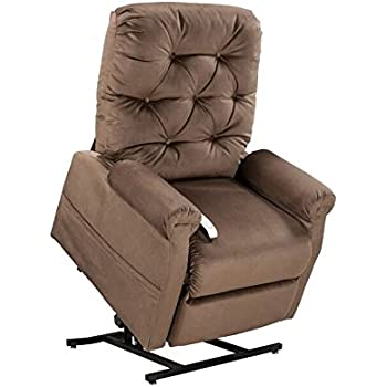 Mega Motion Lift Chair Easy Comfort Recliner LC-200 3 Position Rising Electric Power Chaise  sc 1 st  Amazon.com & Amazon.com: Mega Motion Lift Chair Easy Comfort Recliner LC-200 3 ... islam-shia.org