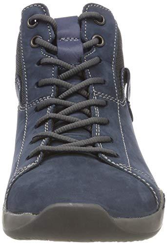 Ricky Mujer Altas Josef Azul Para 531 Seibel 07 Zapatillas kombi ocean Tgwgq