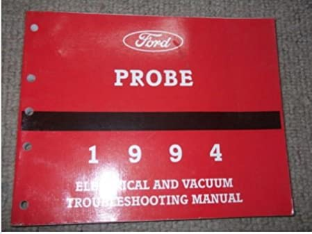 1994 ford probe electrical wiring diagrams service shop fox body wiring harness diagram mustang faq wiring & engine info