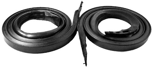 - Metro Moulded Parts RR 5007-F Roof rail Seal for 4-Door Hardtop
