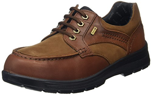 Padders Trail, Scarpe Stringate Oxford Uomo Brown (Tan Combi)