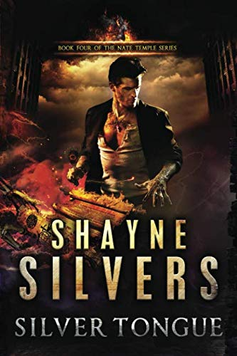 Silver Tongue: A Novel in The Nate Temple Supernatural Thriller Series (Nate Temple Series)