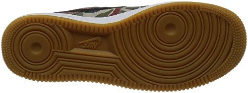 white Black Light Air Nike Herren Brown String Force gum Lv8 1 Sneakers '07 zxAFA8dP