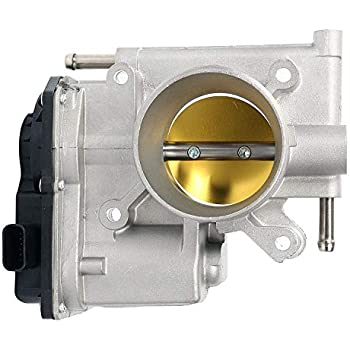 Fuel Injection Throttle Body For Mazda 3 Mazda 5 Mazda 6 2.0L 2.3L Non-Turbo L3R413640