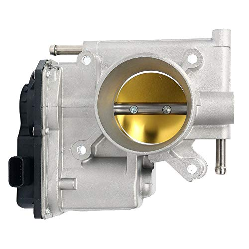 Fuel Injection Throttle Body For Mazda 3 Mazda 5 Mazda 6 2.0L 2.3L Non-Turbo L3R413640