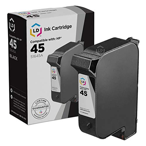 LD © Remanufactured Replacement Ink Cartridge for Hewle