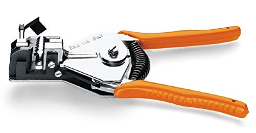 Beta 1143 Wire Stripping Pliers with Cutting Device, Professional Model