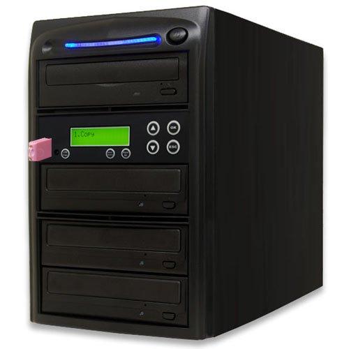 ProDuplicator USB Memory Flash Stick Pen Drive Thumb to Disc / 3 Target CD DVD SATA Burner Duplicator/Copier