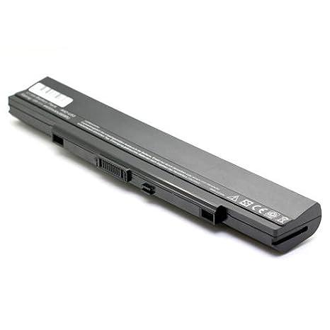 Patines/batería compatible para ordenador PC portátil ASUS U33JC-RX044 V 90-NZ51B4000Y, 15 V 4400 mAh, note-x/DNX: Amazon.es: Informática