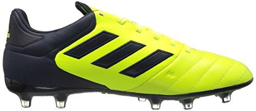 adidas Herren Copa 17.2 Feste Bodenplatten Fußballschuh Solargelb / Legend Ink / Legend Ink