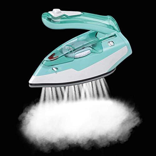 NIHAOA Free cordless iron Electric Iron Steam Iron For Clothes Folding Handle Laundry Travel Iron Ironing