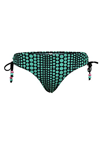 s.Oliver 24.503.97.3563 - Braguita de bikini Mujer Mehrfarbig (green laguna & black AOP 99A5)