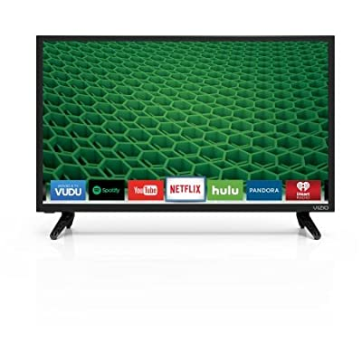 "VIZIO D40-D1 40"" 1080p 120Hz LED Smart HDTV, Dolby Digital Plus, DTS Studio Sound, Built in Digital Tuner/Built in WiFi"
