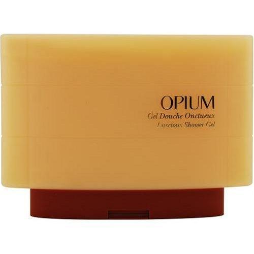Opium By Yves Saint Laurent For Women. Shower Gel 6.7 oz