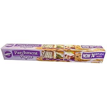 Wilton Parchment Paper Baking Paper Nonstick More Free! 74 SQ FT!