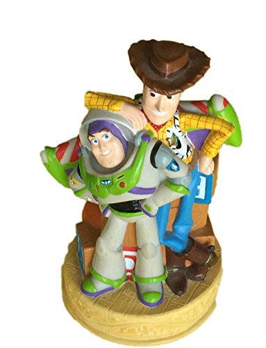 Disneyland Woody and Buzz Piggy Bank