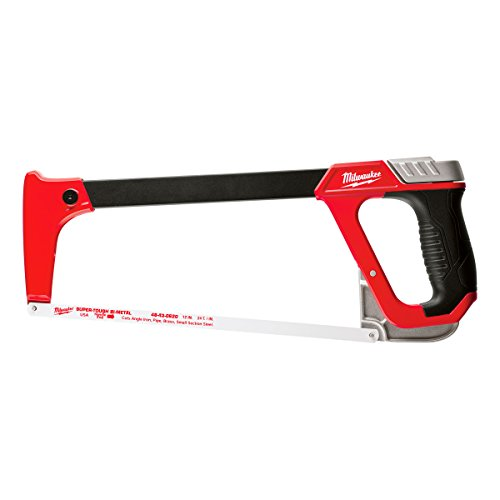 "Milwaukee Electric Tool 48-22-0050 High Tension Hacksaw, 12"""