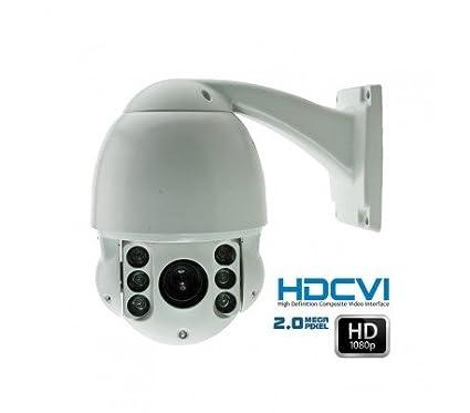 HD-CVI – Cámara Motorizada de Vigilancia HDCVI 1080P IR 50 M 2 MP –