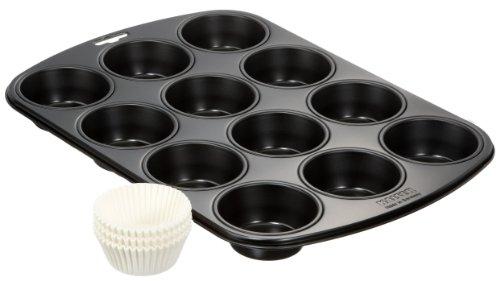 Kaiser 2300646022 Muffin-Set, 2-teilig